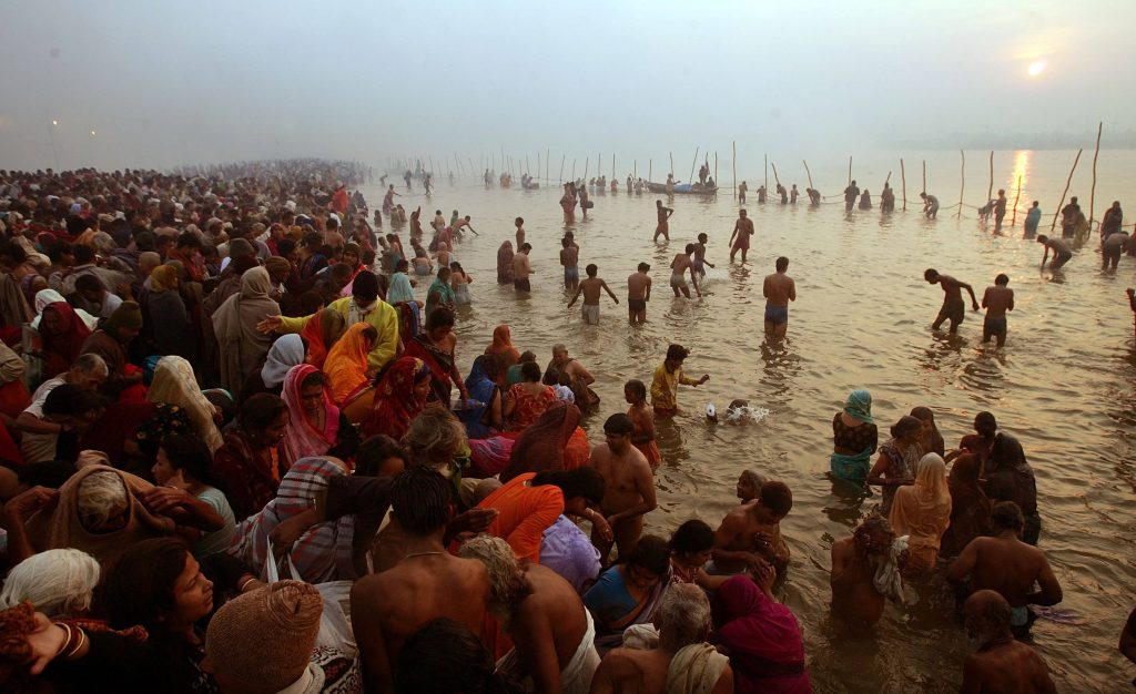 Kumbh Mela 2019 bathing dates