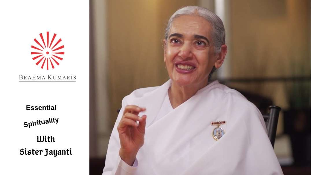 Brahmakumaris -  Relieving the sorrow and pain | Spiritual Thoughts by Sister Jayanti | Episode 1